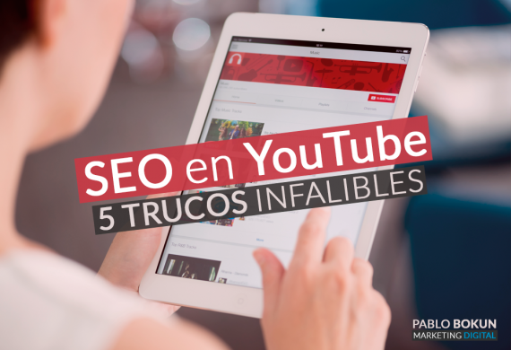 Posicionar Video Youtube
